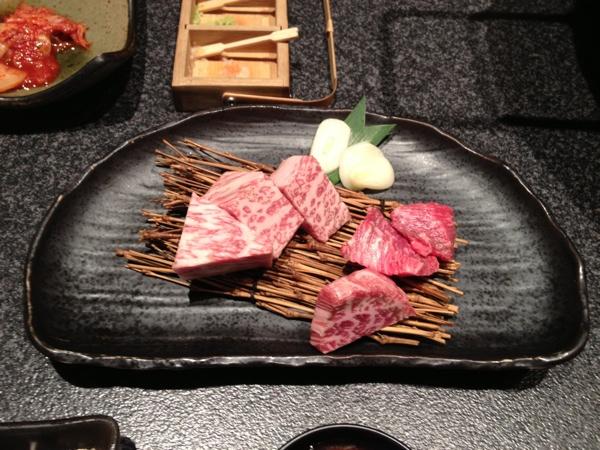 Tokyo Kobe beef