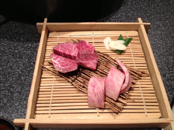 More great Kobe beef
